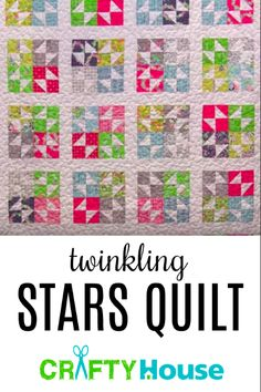 She Grabs 5″ Pre-Cut Fabric and Makes this Quilt That Will Leave You Smiling When It's Done!