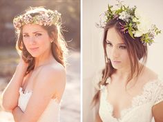 Round up | Floral Crowns