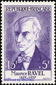 Francia 1956 - Maurice Ravel  fue un compositor francés del siglo XX. Su obra, frecuentemente vinculada al impresionismo, muestra además un audaz estilo neoclásico y, a veces, rasgos del expresionismo, y es el fruto de una compleja herencia y de hallazgos musicales que revolucionaron la música para piano y para orquesta. Reconocido como maestro de la orquestación y por ser un meticuloso artesano, cultivando la perfección formal sin dejar de ser al mismo tiempo profundamente humano y…