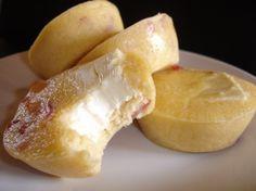 recette de cuisine moelleux kiri-lardons