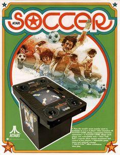 Atari Soccer