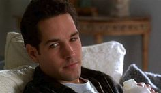 Pin for Later: See Good-Looking Goofball Paul Rudd in His Most Charming Roles Clueless 215328425913769021 Paul Rudd Young, Paul Rudd Ant Man, Paul Rudd Clueless, Clueless 1995, Celebrity Dads, Celebrity Crush, Clueless Characters, Ant Man Scott Lang, Clueless Aesthetic