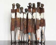 Sculpture | Metal | sculpture by artist JP Jonsson
