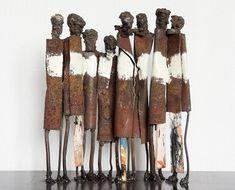 rusty iron scultpure - Google Search