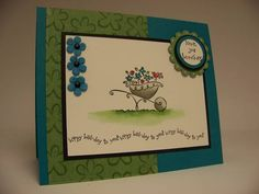 Happy bird-day to you! by nicduf72 - Cards and Paper Crafts at Splitcoaststampers