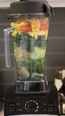 yummy fresh green smoothie recipe
