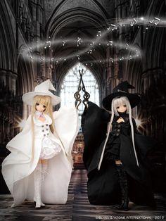 Majokko☆Mia(みあ)/witch of the note(通常販売ver.)髪色:ブラックダイヤモンド