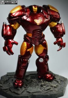 Hulkbuster Armor (Marvel Legends) Custom Action Figure