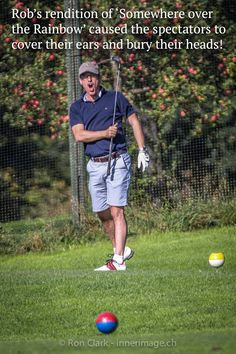 Golf4Fun Round 7 2015 Tournament Series - Waldkirch GC (250 photos) Ron Clark, Somewhere Over, Over The Rainbow, Bury, Album, Sports, Photos, Hs Sports, Excercise