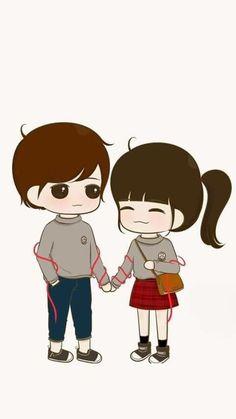 Cute couple art, anime love couple и cute couple cartoon. Cute Couple Pictures Cartoon, Cute Love Cartoons, Cute Love Couple, Anime Love Couple, Cute Anime Couples, Couple Pics, Cartoon Girl Drawing, Cartoon Drawings, Cute Drawings