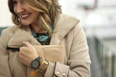 Meaghan from DistrictSparkle in her Rakani watch, check out the style here: http://www.rakani.com/products/Stuck-In-Traffic-40mm-Black-Swarovski-Crystals-w%7B47%7D-Black-Steel-Case-and-Band.html