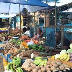 Los mercados de fruta del Caribe abren el apetito a cualquiera 😋🍏🍌🍉🍊🍓🥝🍑