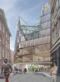 LSE has revealed designs from the six architects shortlisted for its next major building project at 44 lincoln's inn fields, the paul marshall building.