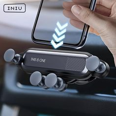 Multi Brand Gravity Car Vent Phone Holder for iPhone, Samsung, Xiaomi, and Huawei Smartphone Holder, Cell Phone Holder, Iphone Holder, Car Phone Mount, Car Mount, Iphone 8, Iphone Cases, Sony Mobile Phones, Sony Phone