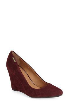 d20c56d543b8 Calvin Klein  Celesse  Wedge Pump (Women) available at