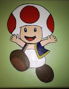 Toad on toybox