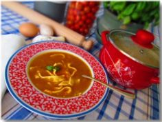 Dalmatian tomato soup