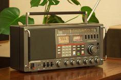 Poste Radio, Short Waves, Transistor Radio, Ham Radio, Boombox, Radios, Multimedia, Vintage, Retro Radios