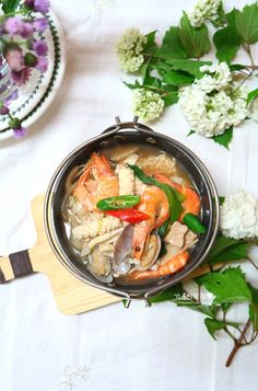 Thai Red Curry, Soup, Cooking, Ethnic Recipes, Kitchen, Soups, Brewing, Cuisine, Cook