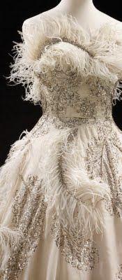 Pierre Balmain - Haute Couture 1955