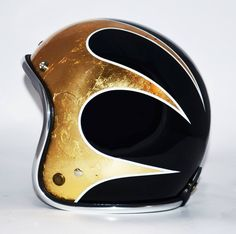 Flame helmet | Protect your head in style