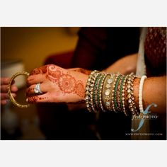 bangles, Indian wedding