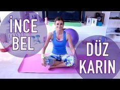 3 Egzersizle Sıkı Kalça ve Bacaklar - YouTube