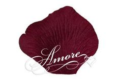 200 Wedding Silk Rose Petals Deep Burgundy 2 inch Wide * Read more reviews of the product by visiting the link on the image.