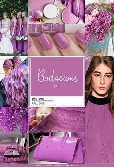 Pantone Fashion Color Report FALL 2016