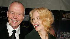 Nicole Kidman: grave lutto in famiglia, è morto il padre
