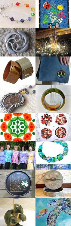 ♥♥♥ Circle of Life ♥♥♥ by Roee on Etsy--Pinned+with+TreasuryPin.com