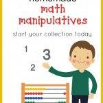 math manipulatives for teaching math