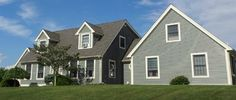 Quiet Willow - Mastic siding color