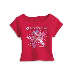 Image for Starry Tee for Dolls - Scottsdale from American Girl