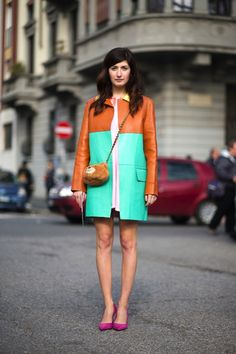 15 More Street Style Snaps from Milano