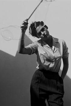 Tumblr Kristen Stewart for LA Noir New York Times
