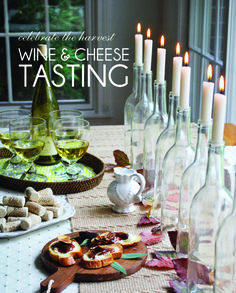 wine and cheese tasting party