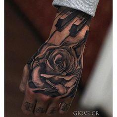 Flower Tattoos For Men Tatoos Pinterest Tattoos Men Flower