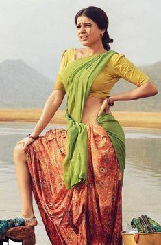 Samantha In Saree, Samantha Ruth, Beautiful Girl Indian, Beautiful Indian Actress, Gorgeous Women, Wallpaper Hq, Samantha Images, Indian Actress Photos, Indian Actresses