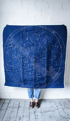 Current Obsession: Haptic Lab's Constellation Quilt