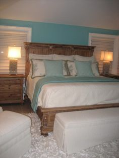 contemporary bedroom New Jersey Shore Beach House