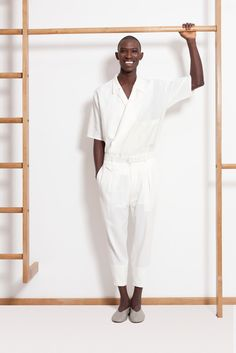 Christophe Lemaire | Spring 2012 Menswear Collection | Style.com