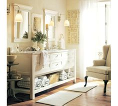 Pottery Barn Inspired Bathrooms | Details about POTTERY BARN COVINGTON ARTICULATING BATHROOM WALL SCONCE ...