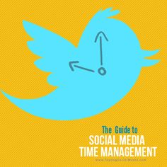 The Guide To Social Media Time Management #SocialMedia