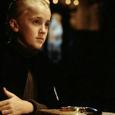 Innocent Draco Malfoy
