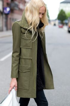 Emerson Fry Military Jacket