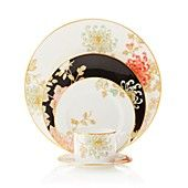 "Marchesa by Lenox ""Painted Camellia"" Dinnerware"