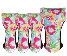 Check out what Loris Golf Shoppe has for your days on and off the golf course! Cutler Ladies Golf Headcover Set - Mai Tai