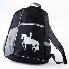 Dressage Horse Backpack | HorseLoverZ