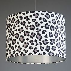Black And White Leopard Print Lampshade - lighting Leopard Print Bedroom, White Leopard, Leopard Animal, Cheetah Print Shirts, Beer Pong Tables, Gray Aesthetic, Fabric Design, Print Design, Ceiling Pendant